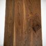 Hain Einblatt-Landhausdiele amerikanisch Nussbaum